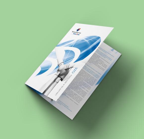 Energopartner – Folder