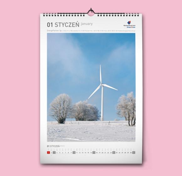 Energopartner – Kalendarz