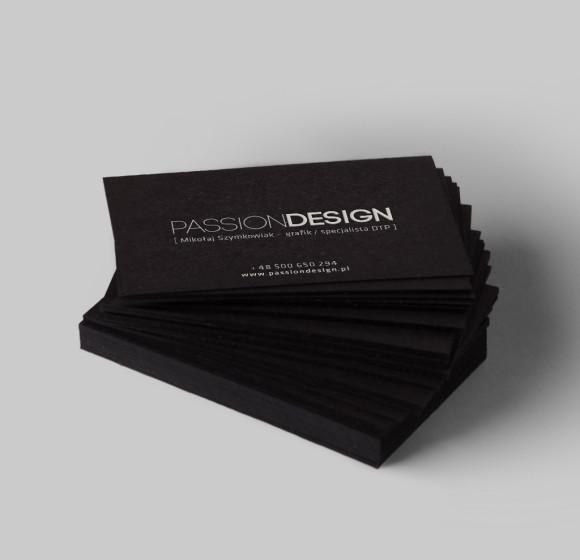 Passion Design – Wizytówka